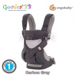 Ergobaby Four Position 360 Baby Carrier Cool Air