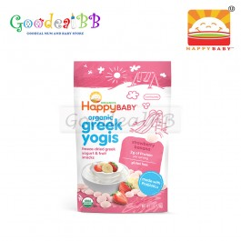 Happy Yogis Greek Yogurt