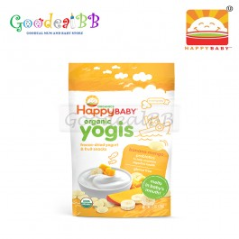 Happy Yogis Organic Yogurt