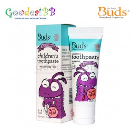 Buds- Children's Toothpaste with Xylitol (1-3yo)