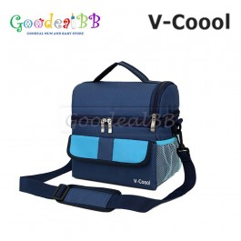 V-Coool Classic Double Deck Cooler Bag
