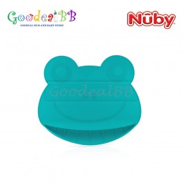 Nuby Silicone Placemat in Frog Design