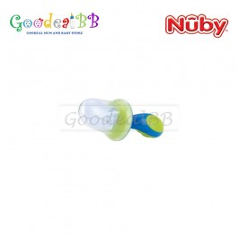 Nuby 1pk Nibbler with PP Cover