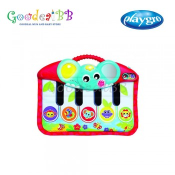 Playgro Music and Light Piano & Kick Pad