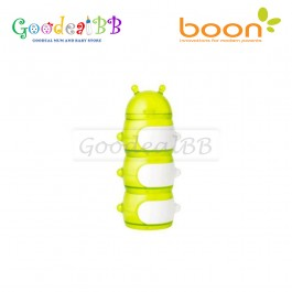 Boon Stack Caterpillar Snack Container