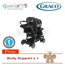 Graco Ready2Grow Stroller - Onyx
