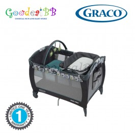 Graco PNP Reversible Napper & Changer - Boden