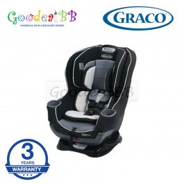 Graco Extend2Fit Car Seat - Gotham