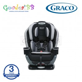 Graco Extend2Fit 3in1 Car Seat - Garner