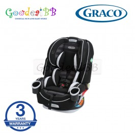 Graco 4ever Car Seat - Rockweave
