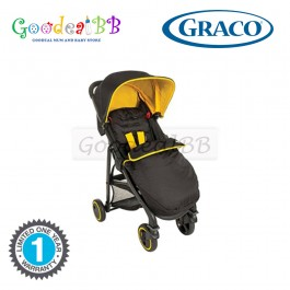 Graco Blox Stroller - Yellow/Black