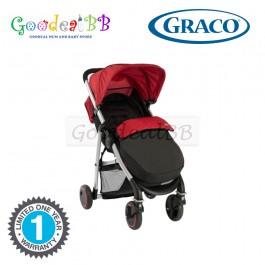 Graco Blox Stroller - Pop Red