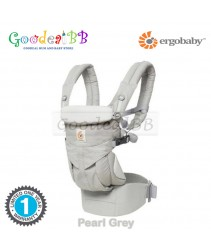 Ergobaby Omni 360 Baby Carrier (Pearl Grey)