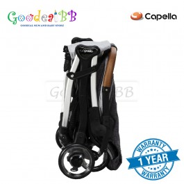 CAPELLA AIR-MOVE BABY STROLLER