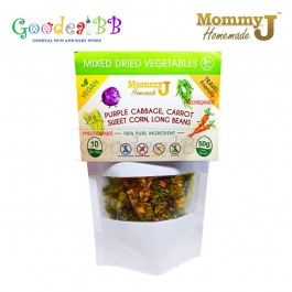 Mommy J - Dried Mixed Vegetable