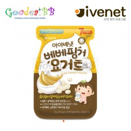 Ivenet Bebe Finger Yogurt