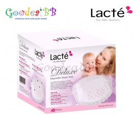 Lacte Disposable Breast Pads Deluxe
