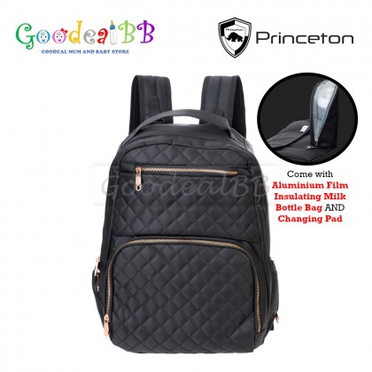Princeton Milano Series Diapers Bag