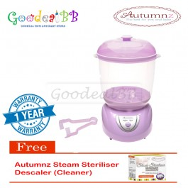 Autumnz 2 in 1 Electric Steriliser & Dryer