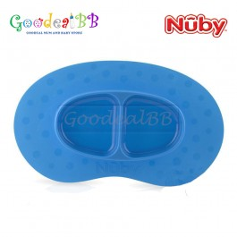 Nuby Suregrip Mat With Section Plate