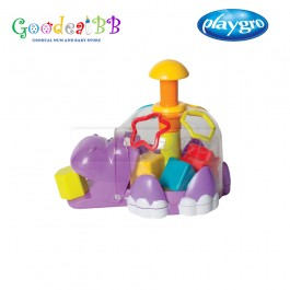 Playgro Jerry Class Hippo Spin & Sort