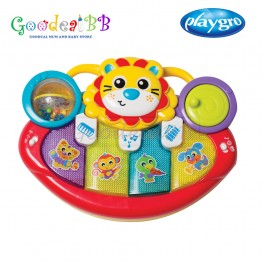 Playgro Jerry Class Lion Activity Kick Toy Piano
