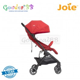 Joie Meet Pact Stroller (Cranberry)