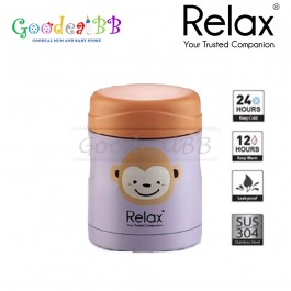 Relax K3400 18.8 Stainless Steel Thermal Food Jar