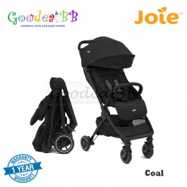 Joie Pact Travel System (Coal)