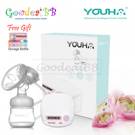 Youha Cherry X Single Eletric Breast Pump