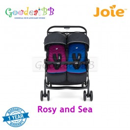 Joie Aire Twin (Rosy & Sea)
