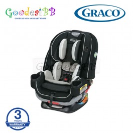 Graco 4ever Extend2Fit Car Seat - Clove