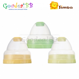 Simba Leak-Proof Wide Neck Cap Set