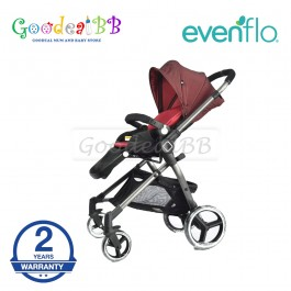 Evenflo Nuveu 2-Way Stroller