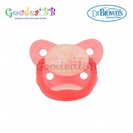 Dr. Brown's Prevent Glow In The Dark Butterfly Pacifier Stage 1 (0-6m) - 1 Pack