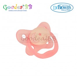 Dr. Brown's Prevent Glow In The Dark Butterfly Pacifier Stage 2 (6-12m) - 1 Pack