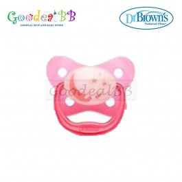 Dr. Brown's Prevent Glow In The Dark Butterfly Pacifier Stage 3 (12m+) - 1 Pack