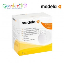 Medela Washable Bra Pads (4 piece)