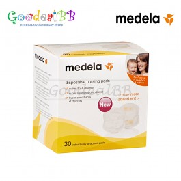 Medela Disposable Nursing Bra Pad ( 30 pieces )