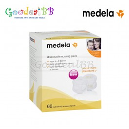 Medela Disposable Nursing Bra Pad ( 60 pieces )