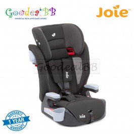 Joie Elevate Booster Seat (Two Tone Black)