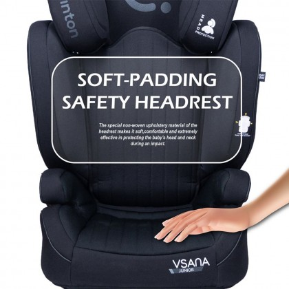 Quinton Vsana Baby Booster Car Seat Group 2,3 (15-36kg)