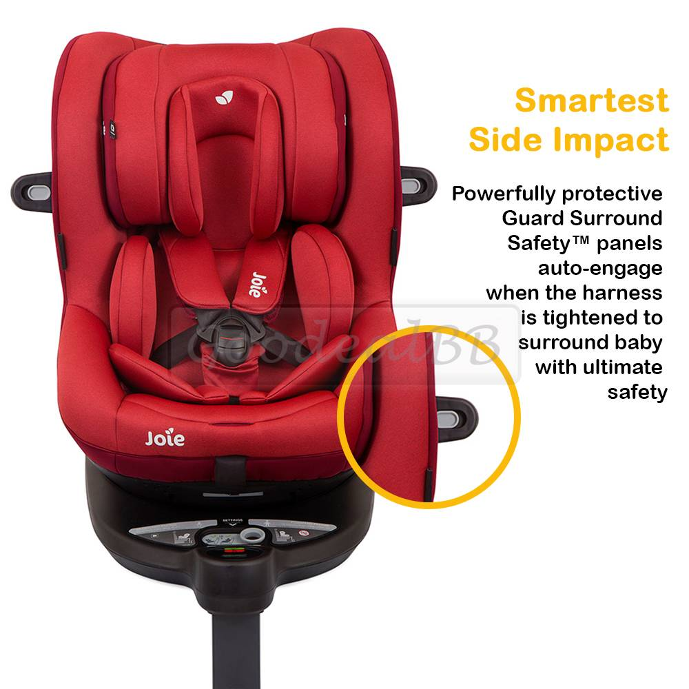Joie I-Spin 360 Convertible Baby Car Seat (from birth to ...