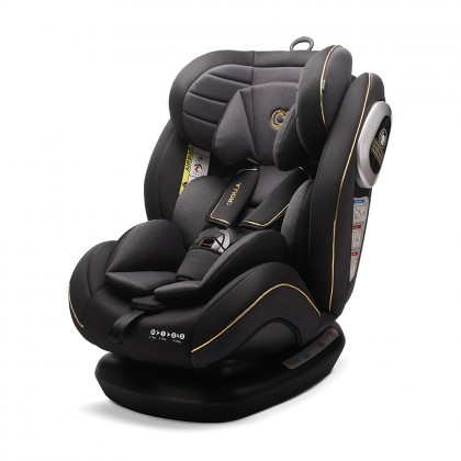 Crolla Nexus Convertible Baby Car Seat Child Safety Car Seat (Newborn to 12 Years Old)