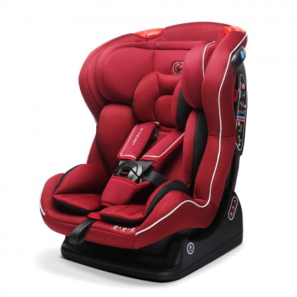 Crolla Alpha Convertible Baby Car Seat Child Safety Car Seat (newborn to 7 Years Old)