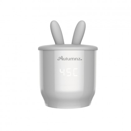 Autumnz Portable Baby Milk Warmer FOR Autumnz Wide Neck And Philips Avent Classic/Natural Feeding Bottles