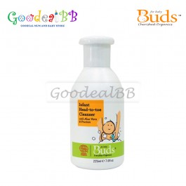 Buds - Infant Head to Toe Cleanser (225ml)