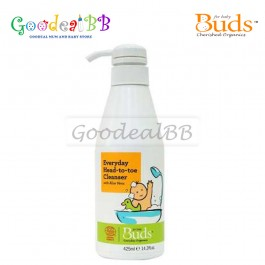 Buds - Everyday Head to Toe Cleanser (425ml)
