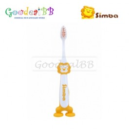 Simba Baby Toothbrush With Suction Pades