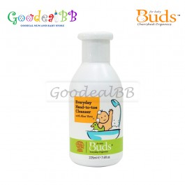 Buds - Everyday Head To Toe Cleanser (225ml)